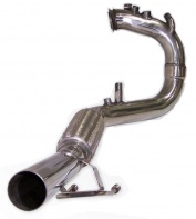 JBS Exclusive DPF removal Downpipe and Custom-Code Tuning