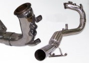 JBS and Milltek De-DPF Downpipe now available to general public