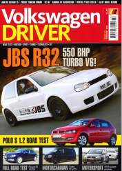 VW Driver features JBS's 4Motion TS550