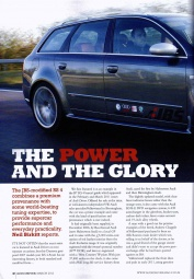 VW Driver features JBS's b7 RS4 600bhp