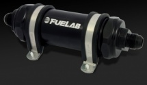 828 Series In-Line Fuel Filter 10Micron