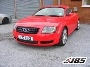 Audi TT: JBS Twin Scroll Hybrid - image