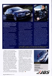 VW Driver Feature: b7 RS4 600bhp