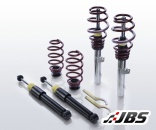 Pro-Street-S Coilovers (2WD, Auto, Sedan)
