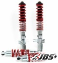 Monotube Coilovers Height-Adjustable (Front axle <1110kg,without self levelling)
