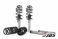 Cup-Kit Sport Suspension Kit (Front axle <1065kg,Rear axle <1030kg,Front strut clamp diameter 50mm)