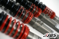 Monotube Coilovers Height Adjustable (Low version,Front strut clamp diameter 55mm)(Inc. vRS, Cupra/FR, GTi)