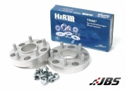 Hub Adaptors: Converts 100/4 To 100/5 + 25 mm Each Side