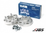 Hub Adaptors: Converts 100/4 To 130/5 + 35 mm Each Side