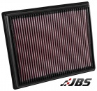 K&N Replacement Filter (Audi A1/S1, Seat Ibiza V, VW Polo)